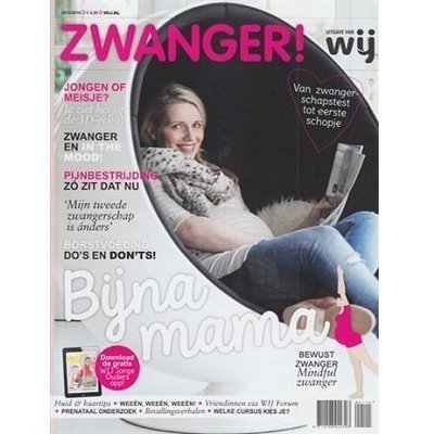 Zwanger magazine