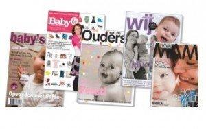 baby tijdschriften als kraamcadeau