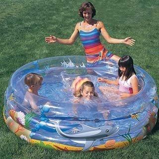 kraamcadeaus zoals zwembaden