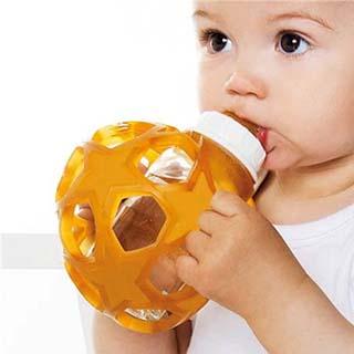glazen babyflessen