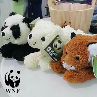 WNF knuffels